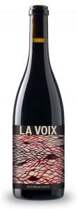 v.2013 SATISFACTION - Pinot Noir - La Voix Winery