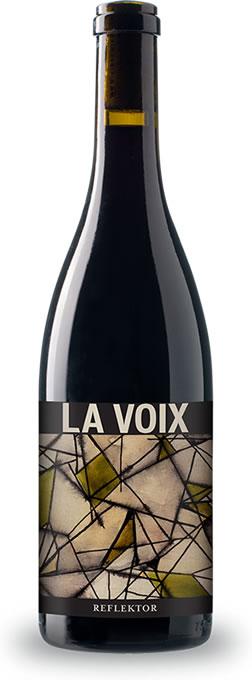v.2012 REFLEKTOR - Pinot Noir - La Voix Winery